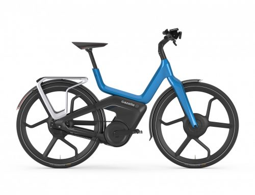 No1 Concept bike || Gazelle