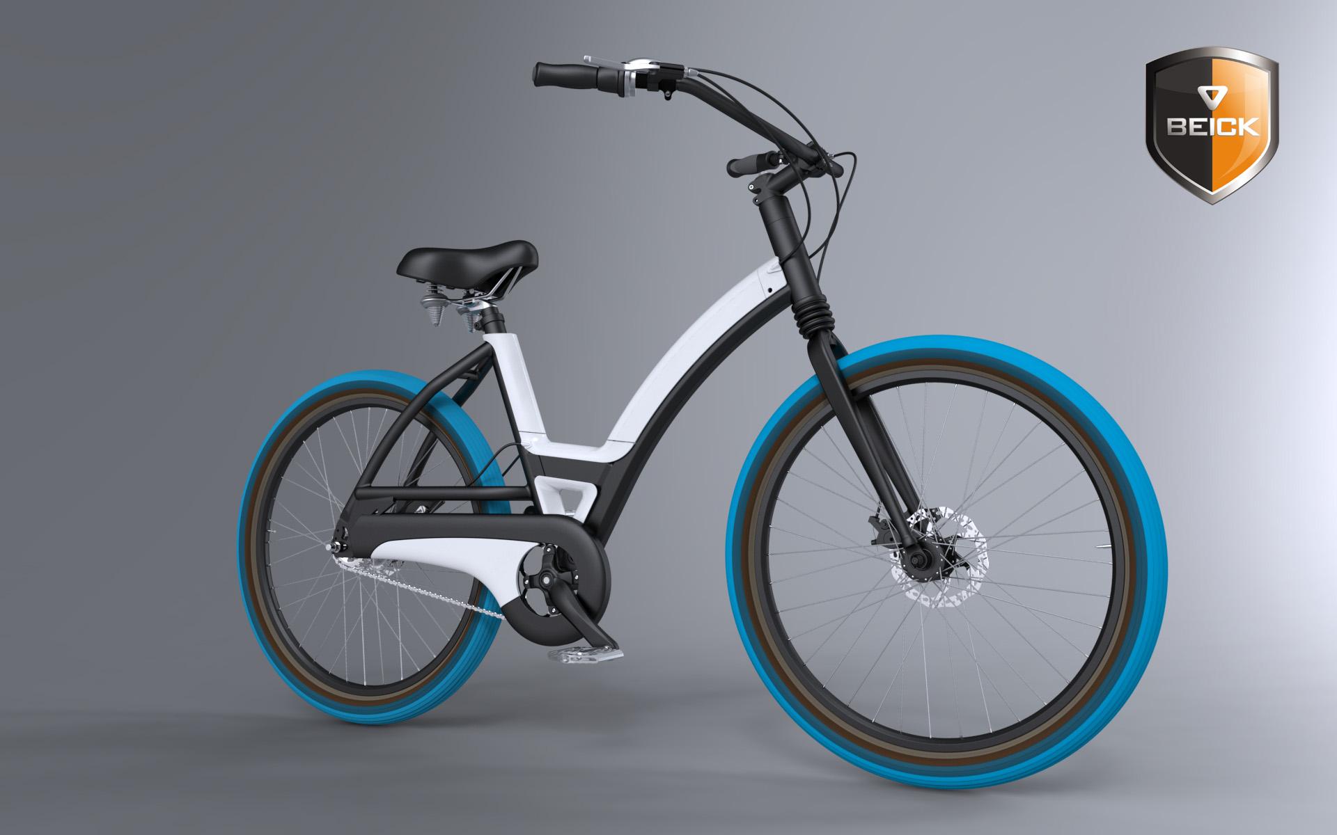 No1 Concept Bike Gazelle Dnamx